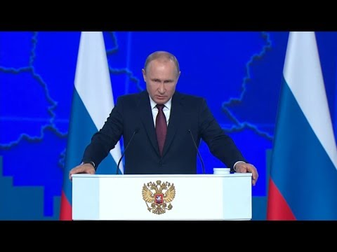 KLARE WARNUNG: Putin