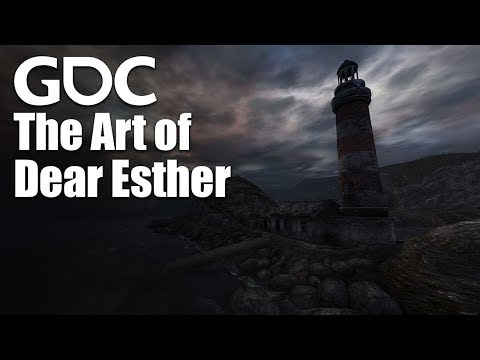 The Art of Dear Esther – Building an Environment to tell a Story