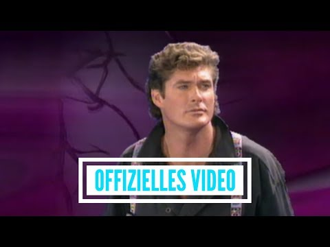 David Hasselhoff - Song Of The Night (offizielles Video)