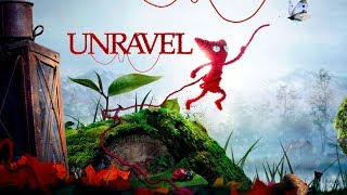 Cześć Yarny  Unravel #01 || Thistle and Weeds