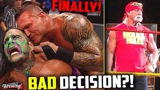 Randy Orton FINALLY Turned Heel! *Hulk Hogan Returns!*