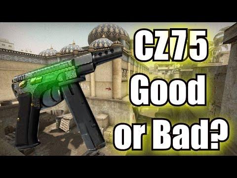 CZ75 Auto Pistol - Should YOU use it? (CS:GO)