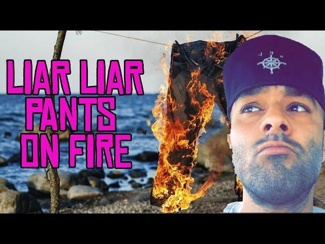 Liar liar pants on fire episode #80085
