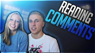 Bella and MMG Read Comments