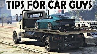 Tips For Car Guys On GTA Online Part 3
