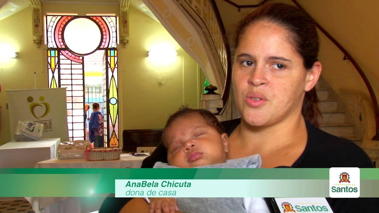 d7e4d97f17 Programa Mãe Santista  assistência integral a mais de 6 mil gestantes e  bebês
