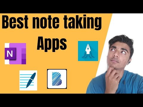 Best Android Note Taking Apps For Tablets | Samsung S6 Lite | Medico Version