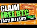 HOW TO GET FREE BITCOIN WITH THIS AMAZING SCRIPT  UPDATED ...
