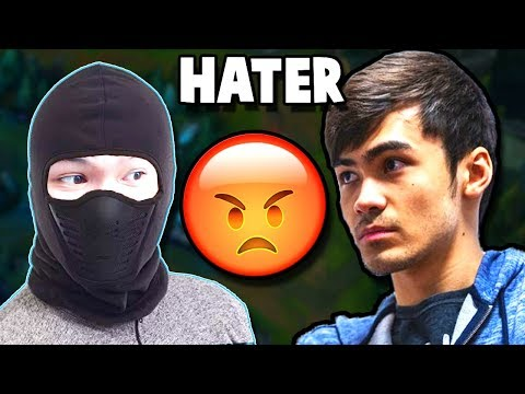 CONFRONTING MY HATERS WHILE UNDERCOVER ON VOICE CHAT - Unranked to Challenger