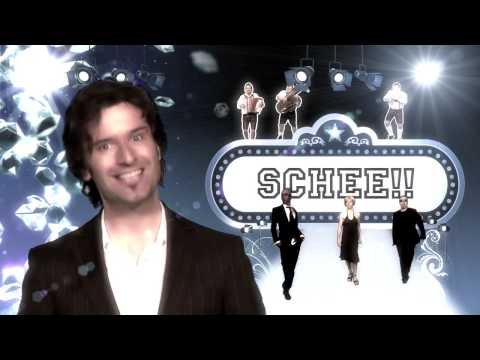 Chris Boettcher: 10 Meter geh´- das offizielle Video in HD - Topmodel-Comedy