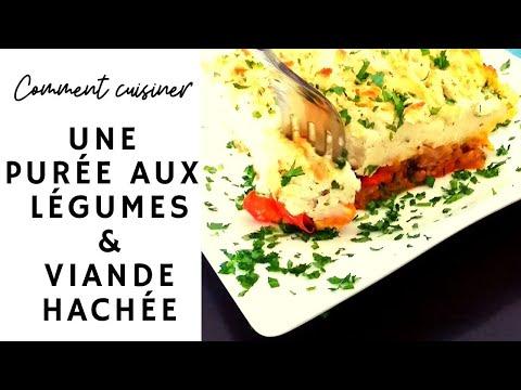 recette-gratin-de-purée-au-légumes-&-viande-hachée-!!