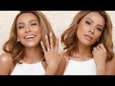 BRIDAL MAKEUP TUTORIAL | DESI PERKINS
