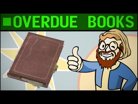 Overdue Book Locations | Fallout 4 GUIDE