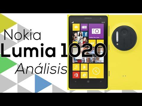 [Análisis] Nokia Lumia 1020 (en español) - Argentina