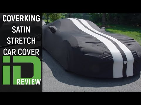 Coverking Satin Stretch Car Cover Review