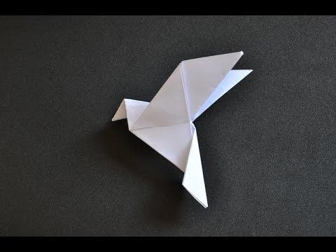 Origami: Peace Dove - YouTube - photo#19