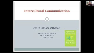 Intercultural Communication with Chia Suan Chong