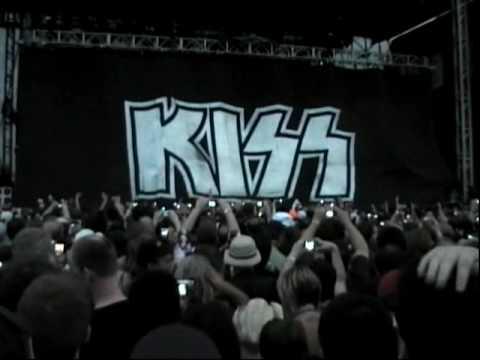 KISS Live in Ottawa 2009 'Deuce'