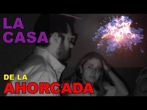 LA CASA DE LA AHORCADA - ALBERTO DEL ARCO Y LUISA CARDENAS