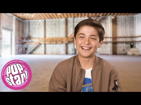 """This or That"" with Asher Angel - POPSTAR"