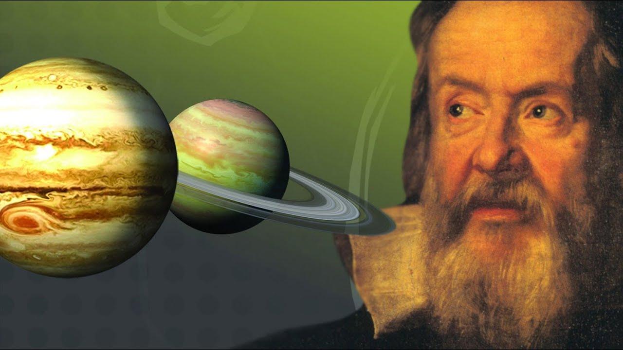 Galileu Galilei - Biografia em desenho