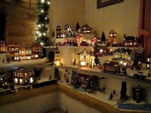 St Nicholas Square Christmas Village