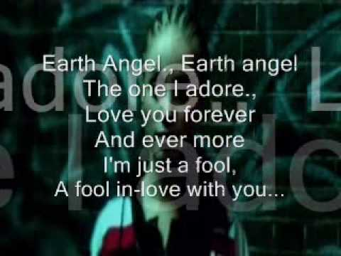 Earth Angel Lyrics - YouTube