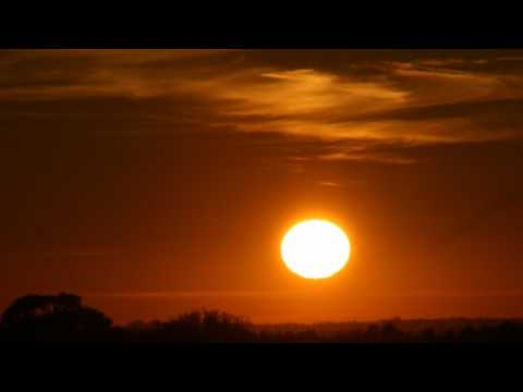 Sunset Time Lapse HD