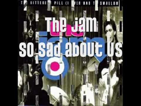 The Jam - So Sad About Us