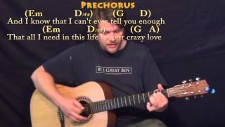Die A Happy Man (Thomas Rhett) Strum Guitar Cover Lesson with Chords/Lyrics