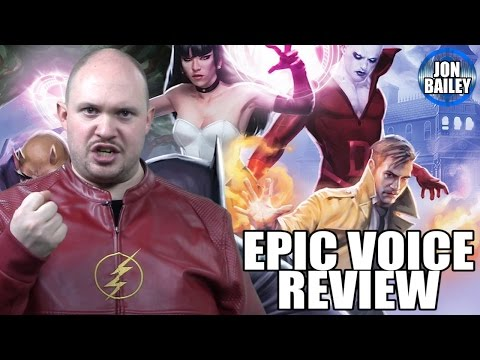 JUSTICE LEAGUE DARK - Movie Review