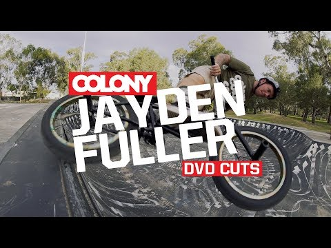 We're currently filming for a Colony DVD and Jayden has already stacked some great footage. Enough that he kicked all these solid clips out of the