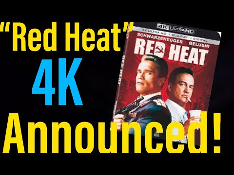 """""""Red Heat"""" (1988) 4K Announced!"""