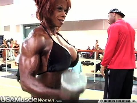 Yvette Bova - Female Muscle Fitness Motivation from YouTube · Duration:  57 seconds