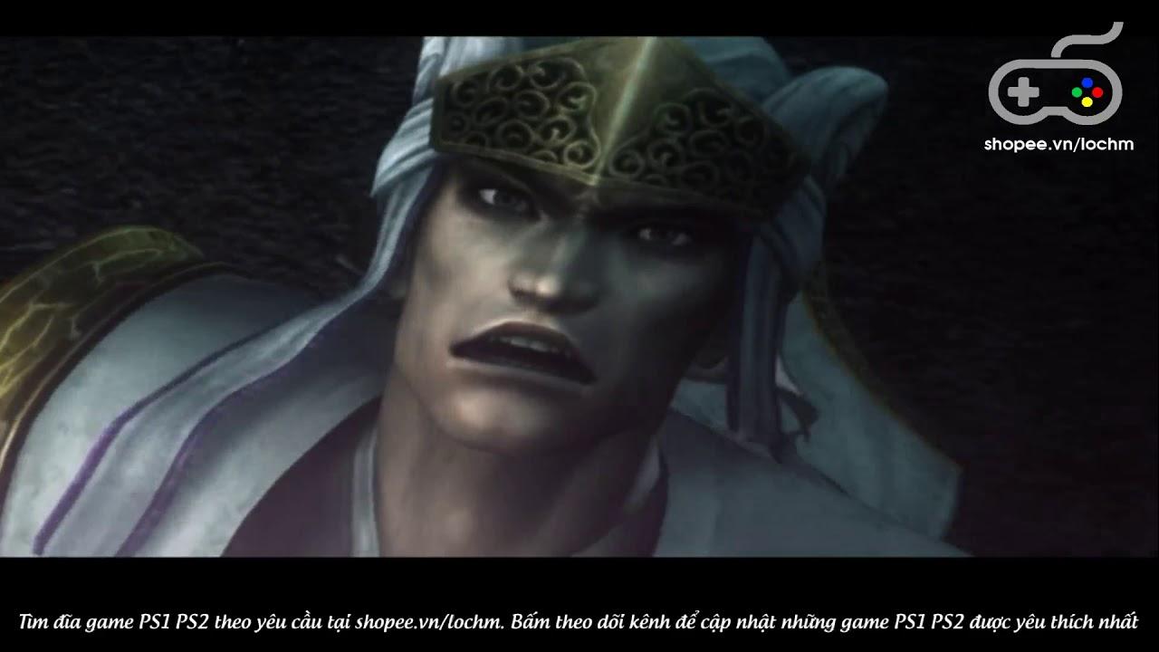 GAME PS2 HAY NHẤT  - Warriors Orochi - game đi cảnh đánh nhau
