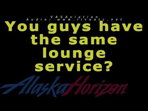 [FUNNY ATC] Small FUNNY EXCHANGE at Alaska-Horizon Alliance