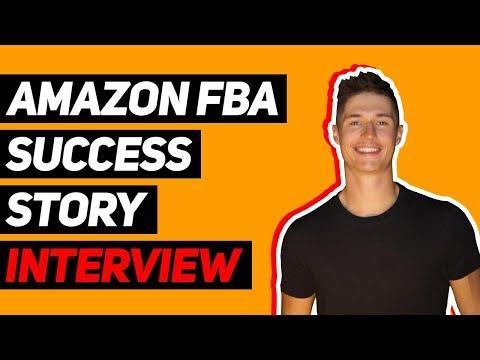 Amazon FBA Success Stories UK: 19 Year Old Generates £10,000/month