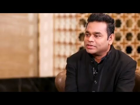 AR Rahman talking about Sonu Nigam & Present Gen. Music in his Recent Interview with Anupama Chopra|