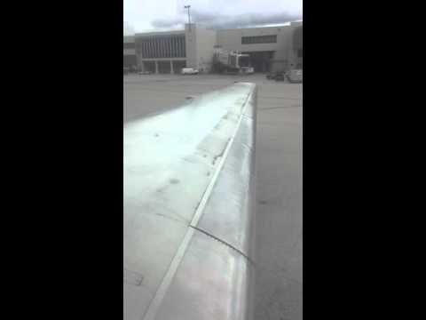 Amazing MD80 - Auto-Slats Test