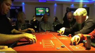 Genting Poker Big Game January 2013 at the Genting Casino Cromwell Mint