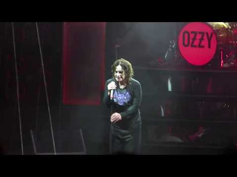 Ozzy Osbourne | War Pigs | Blossom Music Center Ohio 9/16/18
