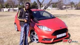 Ford Fiesta ST 2013 | New cars video review | Surf4cars(http://bit.ly/144CZQM - We spent 650 Kilometers with the 2013 Ford Fiesta. It's fast, fun and priced to sell. The little turbocharged fighter hopes to take on and ..., 2013-07-19T07:47:31.000Z)