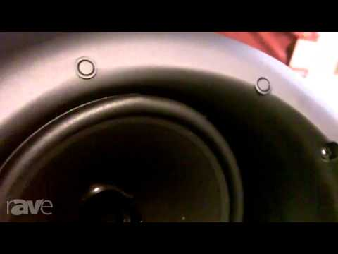 CEDIA 2013: GoldenEar Technology Features the Invisa HTR-7000 In-Ceiling Speakers