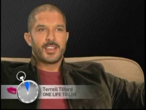 15 seconds with Terrell Tilford