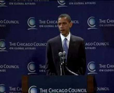 Address to Chicago Council on Global Affairs