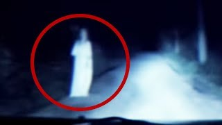 10 Scary Ghost Videos! Real Paranormal Activity Caught On Camera?