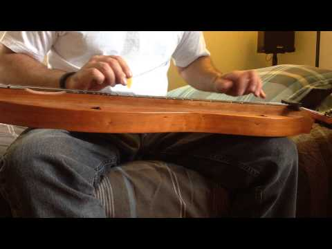 "The Rose in the Heather (traditional jig, aka ""An Rós Sa BhFraoch"") - fretted dulcimer"