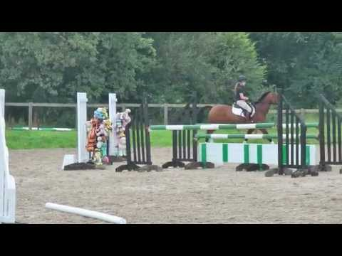 Staying straight when jumping | John Smart | May PONY Magazine