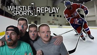 Dude Perfect Super Bowl Stereotypes | Crazy NHL GoPro Footage
