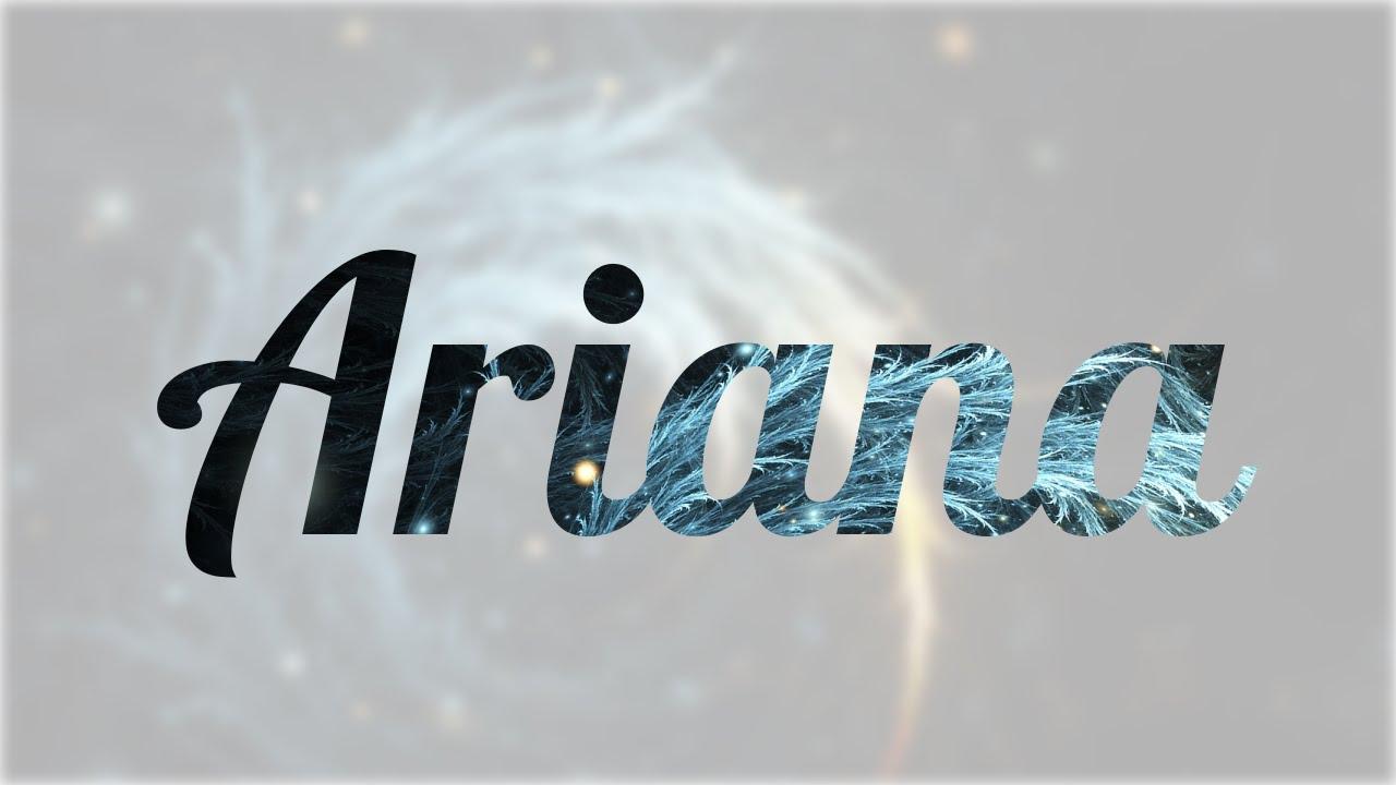 Significado de ariana nombre ingl s para tu bebe ni o o for Que significa contemporaneo wikipedia